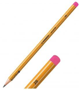 Mολύβι 2B Stabilo 88-4 Pink