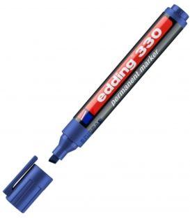 Μαρκαδόρος Edding 330 Ανεξίτηλος Μπλε