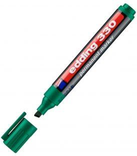 Μαρκαδόρος Edding 330 Ανεξίτηλος Πράσινο