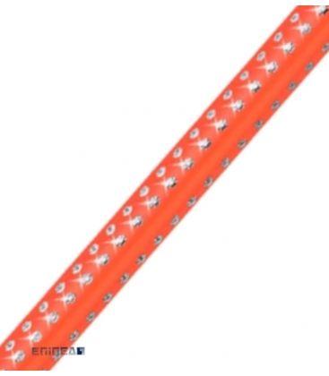 Μολύβι B Faber Castell 118216 Sparkle Μεταλλικό Πορτοκαλί