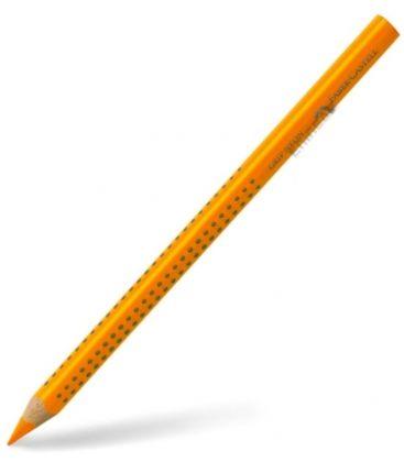 Ξυλομπογιά Faber Castell 114815 Υπογράμμισης jumbo Πορτοκαλί