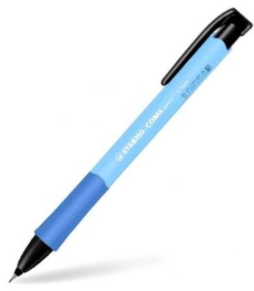 Μηχανικό Μολύβι 0.7 Stabilo Com4 Γαλάζιο