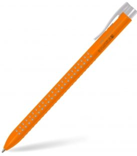 Στυλό Faber Castell 1.0 Grip 2022 Ballpoint Pen Πορτοκαλί
