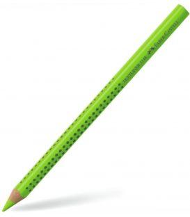 Ξυλομπογιά Faber Castell Υπογράμμισης Jumbo Πράσινη