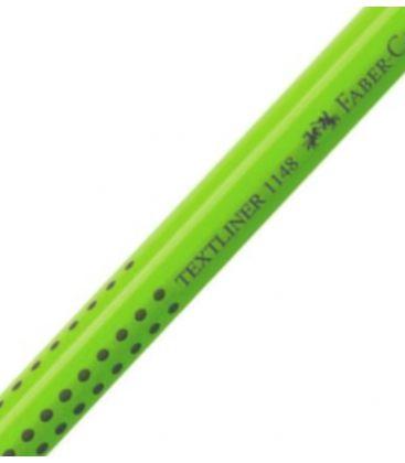 Ξυλομπογιά Faber Castell 114863 Jumbo πράσινο Texliner