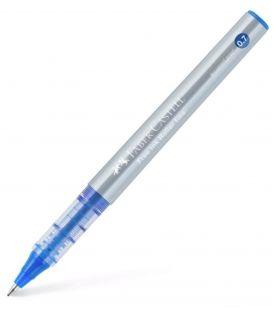 Στυλό Faber Castell 0,7 Free Ink Roller Pen Μπλε