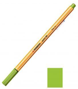Μαρκαδοράκι 88/33 Stabilo Point 0.4 Πράσινο