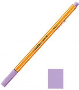Μαρκαδοράκι 88/59 Stabilo Point 0.4 Λιλά Light Lilac