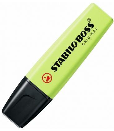 Μαρκαδόρος 70/133 Stabilo Υπογράμμισης Boss Pastel Lime