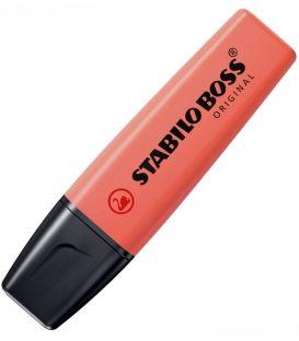 Μαρκαδόρος 70/140 Stabilo Υπογράμμισης Boss Pastel Coral Red