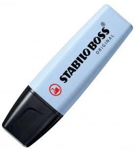 Μαρκαδόρος 70/111 Stabilo Υπογράμμισης Boss Pastel Μπλε