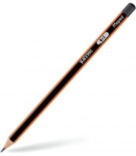 Μολύβι 2B Maped Black Peps
