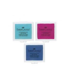 Γομα Faber Castell Καρβουνο 3 χρωματα