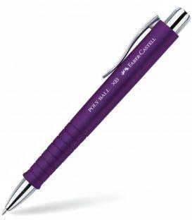 Στυλό Faber Castell Poly Ball XΒ Μωβ