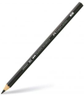 Μολύβι 6B Faber Castell Graphite Aquarelle Μαύρο