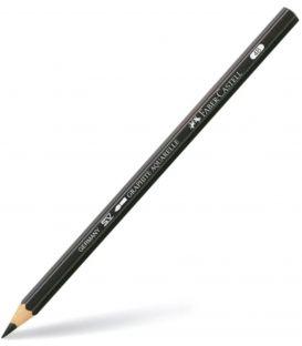 Μολύβι 4B Faber Castell Graphite Aquarelle Μαύρο