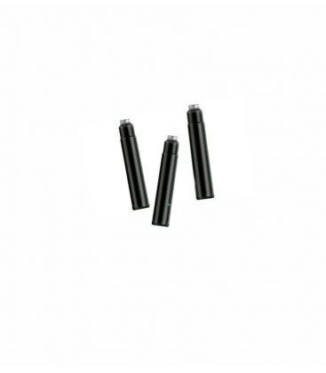 Μελάνι Πένας Faber Castell Αμπούλες 6τεμ Black