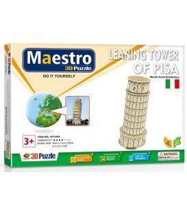 3D Παζλ Leaning Tower of Pisa 21 κομμάτια