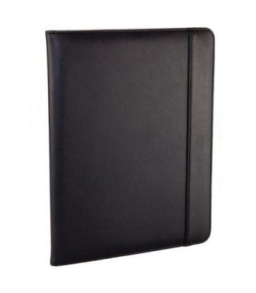 Ντοσιέ Σεμιναρίων Monolith A4 Folder Leather Look Black
