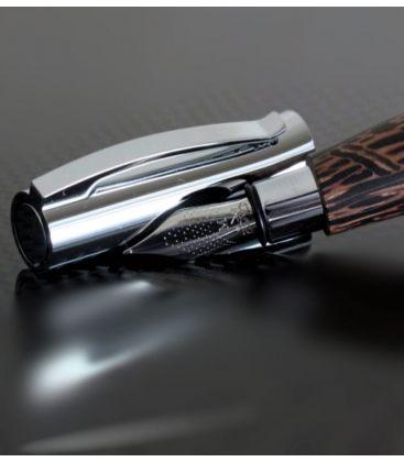 Πένα Faber Castell Ambition Fountain Pen Coconut Wood Medium Nib