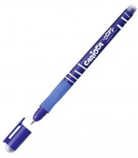 Στυλό Carioca 0.7 Oops erasable που Σβήνει Μπλε