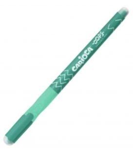 Στυλό Carioca 0.7 Oops erasable που Σβήνει Πράσινο