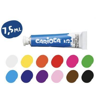 Τέμπερα Carioca 12χρ 7.5ml