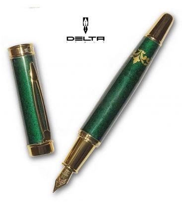 Πένα Delta Italy Luxuri Green
