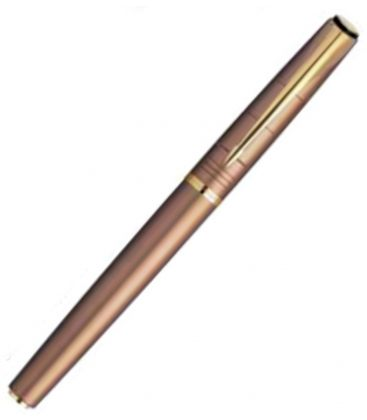 Πένα Parker Latitude Shimmery Copper GT fountain pen