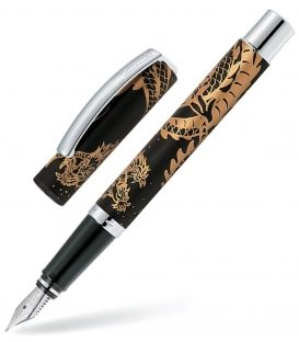 "Πένα Fountain Pen M Vision ""Special Edition"" Dragon Spirit Black"
