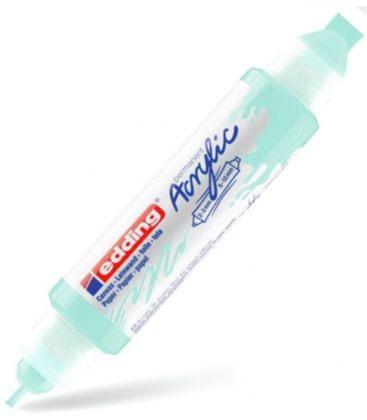 Μαρκαδόρος Edding 5400 Ακρυλικός 2-3/5-10mm Pastel blue 916