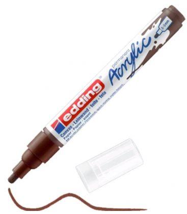 Μαρκαδόρος Edding 5100 Ακρυλικός 2-3mm Chocolate brown