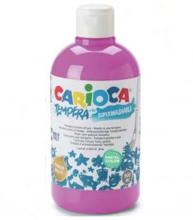 Τέμπερα 500ml Carioca 45 Pastel Viola Lila