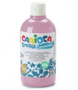 Τέμπερα 500ml Carioca 42 Pastel Rosa Pink