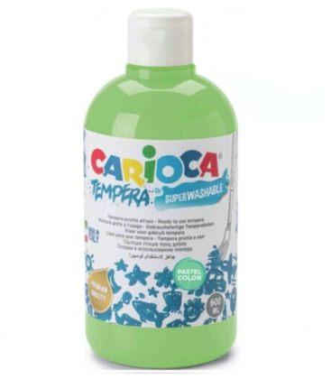 Τέμπερα 500ml Carioca 43 Pastel Green