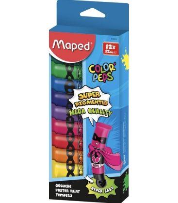Τέμπερες Maped 12χρ.12ML