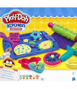 Πλαστελίνη Hasbro Play-Doh Μπισκότα Cookies B0307