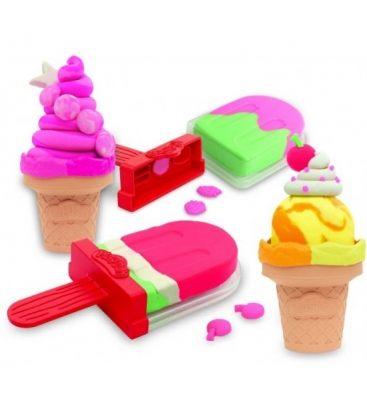 Πλαστελίνη Hasbro Play-Doh Ice Pops N Cones Freezer