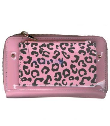 Πορτοφόλι Funky Fish Wallet Pink Grl Gang