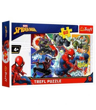 Παζλ 60κ Trefl Marvel Spiderman