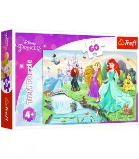 Παζλ 60κ Trefl Meet the Princesses