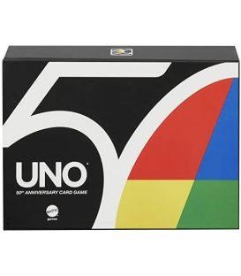 Mattel UNO Premium 50 Χρόνια - Συλλεκτική Έκδοση GXJ94