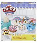 Πλαστελίνη Hasbro Play-Doh Kitchen Creations Νόστιμα Ντόνατς Σετ Με 4 Χρώματα
