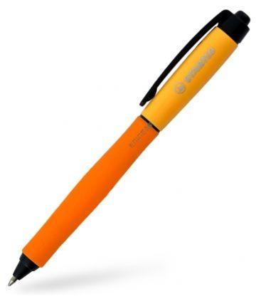 Στυλό Stabilo 0.7 Gel Palette Πορτοκαλί